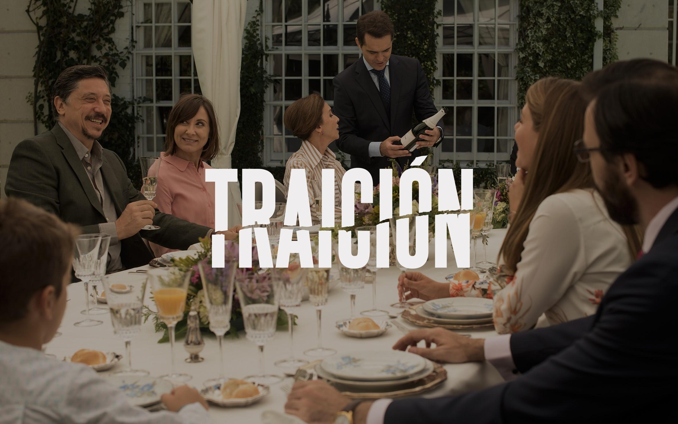 TRAICIÓN