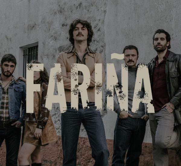 FARINIA – SNOW ON THE ATLANTIC
